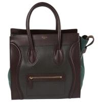 CelineLuggage Leder handtaschen - aus zweiter Hand