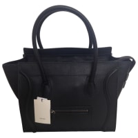 CelinePre-Owned - Luggage leather handbag