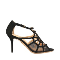Charlotte OlympiaVelours-Pumps Lotte