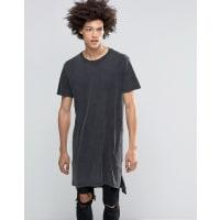 Cheap MondayCasualty - T-shirt lunga - Nero
