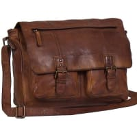 ChesterfieldBlack Label 0844 Messengerbag Large Cognac