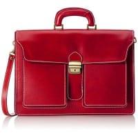 Chicca Borse7001 Borsa Organizer Portatutto, 41 cm, Rosso