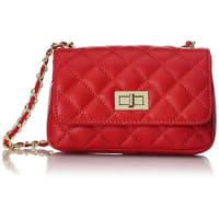 Chicca Borse1073 Pochette da Giorno, 19 cm, Rosso
