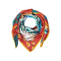Christian LacroixRose dAfrique Print Silk Wrap