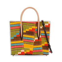 Christian LouboutinPaloma Medium Woven Tote Bag, Multi