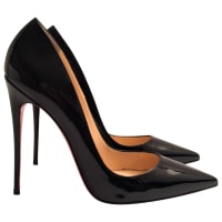 Christian LouboutinPre-Owned - So Kate patent leather heels