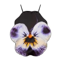 Christopher KaneLaced Pansy Long Top