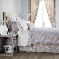 ChristyMosaic Taupe Duvet Cover - Double