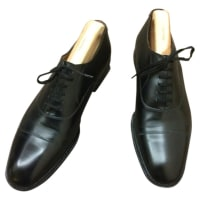 ChurchsPre-Owned - Leather lace ups