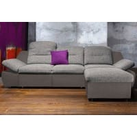 City SofaPolsterecke, City Sofa, wahlweise mit Bettfunktion