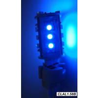 CLA LightingLED Bi Pin Lamp 1.5W G4 in Blue Globe Bulb 12V CLA Lighting