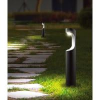 CLA LightingLED Post Bollard Light Exterior 9W in 3000K 80cm Seth CLA Lighting
