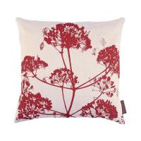 Clarissa HulseAngelica Cushion - 60x60cm - Natural/Flame