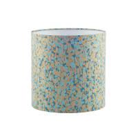 Clarissa HulseGarland Lamp Shade - 21cm - Pebble/Jade/Dark Aqua