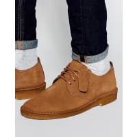 ClarksDesert London Shoes - Brown