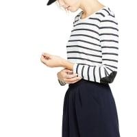 Claudie PierlotT-shirt manches longues en lin Tommy