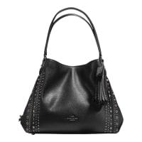 CoachBorsa Edie 31 con borchie