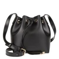 CoccinelleShoulder Bag - Borsa Pelle Calf Minibag Nero - in black - Shoulder Bag for ladies