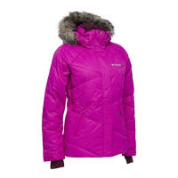 ColumbiaLay D down jacket Active fit