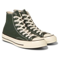 Converse1970s Chuck Taylor All Star Canvas High-top Sneakers - army green