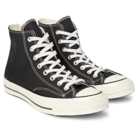 Converse1970s Chuck Taylor All Star Canvas High-top Sneakers - Black