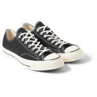 Converse1970s Chuck Taylor All Star Canvas Sneakers - Black
