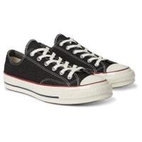 Converse1970s Chuck Taylor All Star Denim Sneakers - Black