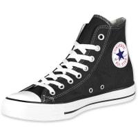 ConverseAll Star Hi Sneaker Schuhe schwarz schwarz