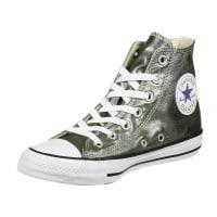 ConverseAll Star Hi Sneaker Schuhe metallic herbal metallic herbal