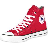 ConverseAll Star Hi Sneaker Schuhe rot rot