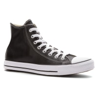 ConverseChuck Taylor All Star Leather Hi - Unisex - Black / M8.5, W10.5 / M