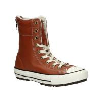 ConverseCTAS Hi-Rise Sneakers Frauen braun