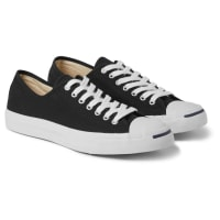 ConverseJack Purcell Canvas Sneakers - Black