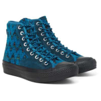 Converse+ Missoni All Star Chuck 70 Hiker Bouclé And Suede Sneakers - Petrol