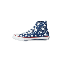 ConverseSneakers mit Sternenmuster