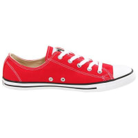 ConverseWomens Chuck Taylor All Star Dainty Canvas - Varsity Red / 5.5 / M
