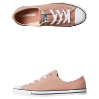ConverseWomens Chuck Taylor All Star Dainty Shoe Pink