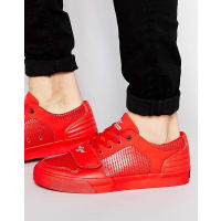 Creative RecreationCesario Lo XVI Ripple Sneakers - Red