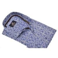 CultureSALE Culture Overhemd Blauw Print