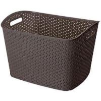 CurverEmily Mystyle Chocolate Basket Xl 430X340X290