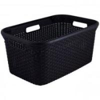CurverChocolate Basket Natural Style 45L 592X380X270 45 L