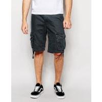 D-StructCargo Shorts - Navy