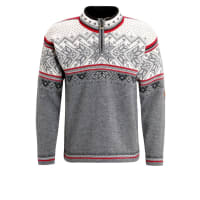 Dale of NorwayVAIL Jumper smoke/raspberry/off white/dark charcoal