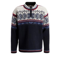Dale of NorwayVAIL Jumper midnight navy/red rose/off white