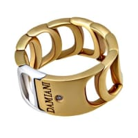 Damianissima 18k White & Yellow Gold Ring