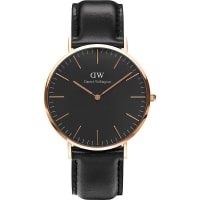 Daniel WellingtonClassic Sheffield Rose Gold Watch, Mens