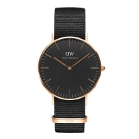 Daniel WellingtonWatches-Classic Black Cornwall 36 mm