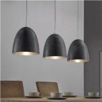 Davidi DesignIlve - Hanglamp - 3 Lichts - Grijs