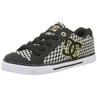 DCDC Chelsea Tx Se, Sneakers Basses Femmes, Noir (Bg3), 38 EU
