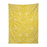 Deny DesignsAmirah Yellow Tapestry by Aimee St. Hill